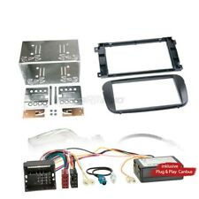 Ford Galaxy Facelift 07-14 2-Din Car Radio Installation Set Canbus Adapter