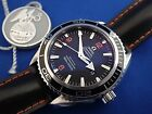 NEW OMEGA seamaster planet ocean 45.5mm 600m Co-axial Watch large men's diver
