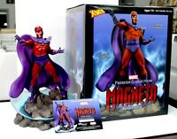 DIAMOND SELECT TOYS Marvel Premier Collection MAGNETO Resin Statue - New in Box