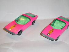 MATCHBOX #40 PINK VAUXHALL GUILDSMAN CAR