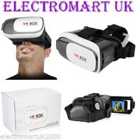UNIVERSAL 3D VIRTUAL REALITY VR BOX V2.0 GLASSES HEADSET MOBILE SMART PHONE