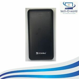 New External Coolreall Quantum Portable Charger Power Bank 20000Mah, 3 USB ports