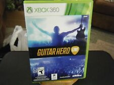 Guitar Hero Live (Xbox 360, 2015) - Game Only - Brand New!!!