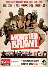 Monster Brawl (DVD, 2014) - Region 4