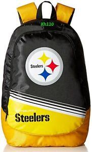 NFL Pittsburgh Steelers Stripe Core Backpack