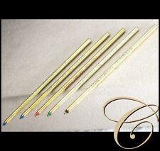 5 D1 Minen passend f. MONTBLANC Mehrfarb Kugelschreiber / Multicolor Refill