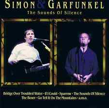 Simon & Garfunkel - The Sounds Of Silence CD Album NEU
