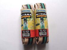 "* Nos Vintage Michelin AXIAL Super COMP"" 700 x 20 C celeste verde Copertoncino Pneumatici *"