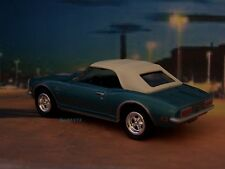 1968 68 CHEVY CAMARO SS 396 COLLECTIBLE 1/64 SCALE DIECAST MODEL - DIORAMA
