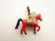 Juicy Couture 2014 Limited Edition Red Horse Bracelet Charm NEW  without box