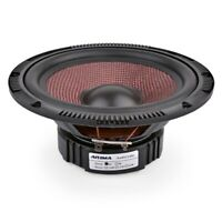 AIYIMA 6.5 Inch Audio Car Bass Speakers 60W High Power Sound Woofer Loudspeaker