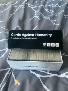 Cards Against Humanity Game - Main / Starter Pack - XMAS