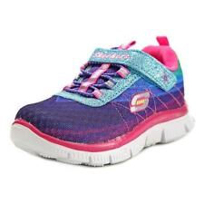 Skechers Synthetic Girls Baby Shoes
