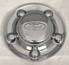 """2000-2004 Ford F150 F-150 16"""" 5-spoke Alloy Wheel Center Hub Cap YL34-1A096-CA"""