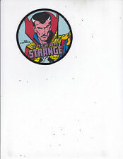 1984 Marvel Patch-Dr. Strange vf/nm