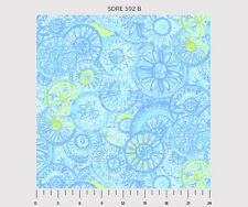 Blue Ombre - Soft Dreams from PB Textiles HALF YARD