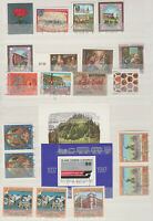 Austria Modern  collection fine used
