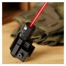 Dot Sight Scope Mini Red Laser Sight Pistol 20mm with 3 Battery Handgun BES