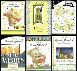 GRANDAD ~ Quality EASTER card ~ Great Selection To Choose From