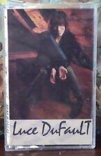 Cassette Audio Luce Dufault Self Titled Arpège Musique Canada 1996 Lyrics