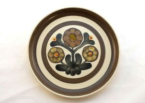 Vintage Langley Plate 21cm Made in England Retro Mid Century 1960s