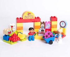 LEGO Duplo 6137 My First Supermarket - COMPLETE All Pieces
