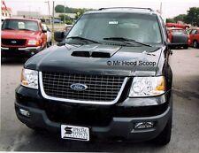 1991-2010 Hood Scoop for Ford Explorer by MrHoodScoop UNPAINTED HS002