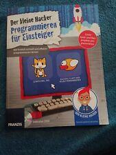 Der kleine Hacker: Programmieren für Einsteiger | Buch inkl. DVD NEU
