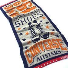 Genuine Converse All Stars 100% Absorbent Cotton Basketball Swimming Sport Towel