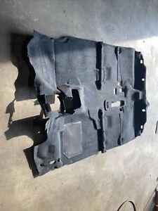 97-01 HONDA CR-V CRV - Dark Gray CARPET INTERIOR LINING AND TRIM - OEM FACTORY