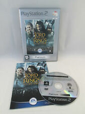 Sony Playstation 2 PS2 - The Lord of the Rings The Two Towers