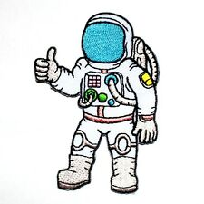 NASA Astronaut Space Explorer Ranger Discovery Jeans Cap Shirt Bag Iron on Patch