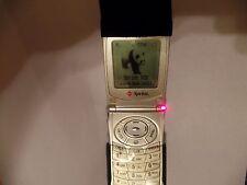 Samsung SPH A460 - Silver (Sprint) Cellular Phone