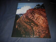 1997 Jeep Grand Cherokee Accessory Color Brochure Catalog Prospekt
