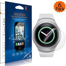 6X Nacodex HD Screen Protector Shield Guard Film For Samsung Galaxy S2