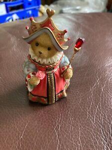 Cherished Teddies Queen of Hearts 4008989