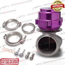 60MM V-BAND WASTEGATE PURPLE TiAL Style V60 Air Cooled 2 Springs 1 Year Warranty