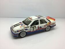 CODE 3 1/43 FORD SIERRA RS  COSWORTH RALLY CAR MIKI BIASION