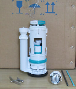 Geberit Impuls250s Twico I  dual flush valve / short toilet cistern outlet valve