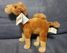 "JAAG 7"" WILDLIFE PLUSH CAMEL"