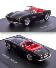 BMW 507 CABRIO (1957) NERO 1:43 - PAUL'S MODEL ART - MINICHAMPS - Nr. 22507