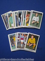 FKS ' Soccer Stars '  1977 - 78     * Choose The One's You Need *