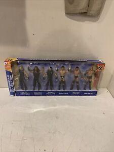 BRAND NEW WWE 2014 6 Figure Set Superstar Collection