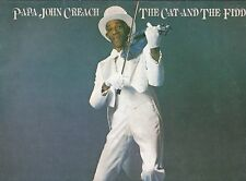 LP 2198  PAPA JOHN CREACH THE CAT AND THE FIDDLE