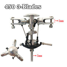 450 3 Blades Metal Main Rotor Head for Align Trex 450 Helicopter