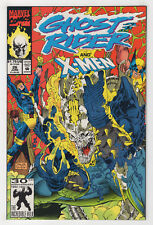 Ghost Rider #26 (Jun 1992, Marvel) [X-Men] Howard Mackie Ron Wagner Jim Lee X