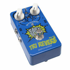 BIYANG RV-10 3 MODE TRI REVERB  3 MODE  REVERB STEREO OUTS BEST SELLER NEW!
