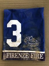 FIRENZE FIRE 2019 BREEDERS' CUP SPRINT SADDLE CLOTH