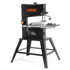 WEN 3.4-Amp 10-Inch Two-Speed Band Saw with Stand and Worklight, 3962