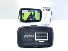 "GPS TOM TOM START 60 Europa central 6"" XXXL TMC navegación Lifetime Maps tap&Go"